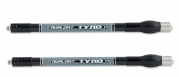 "Pair of 10"" Short Rods"